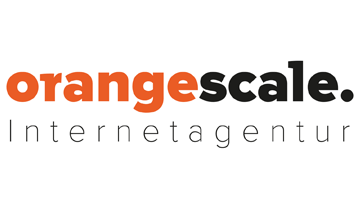 orangescale. Internetagentur Augsburg - Webdesign, Webentwicklung & Online Marketing